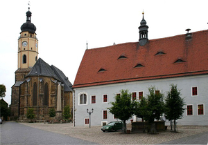 Michaeliskirche in Buttstädt